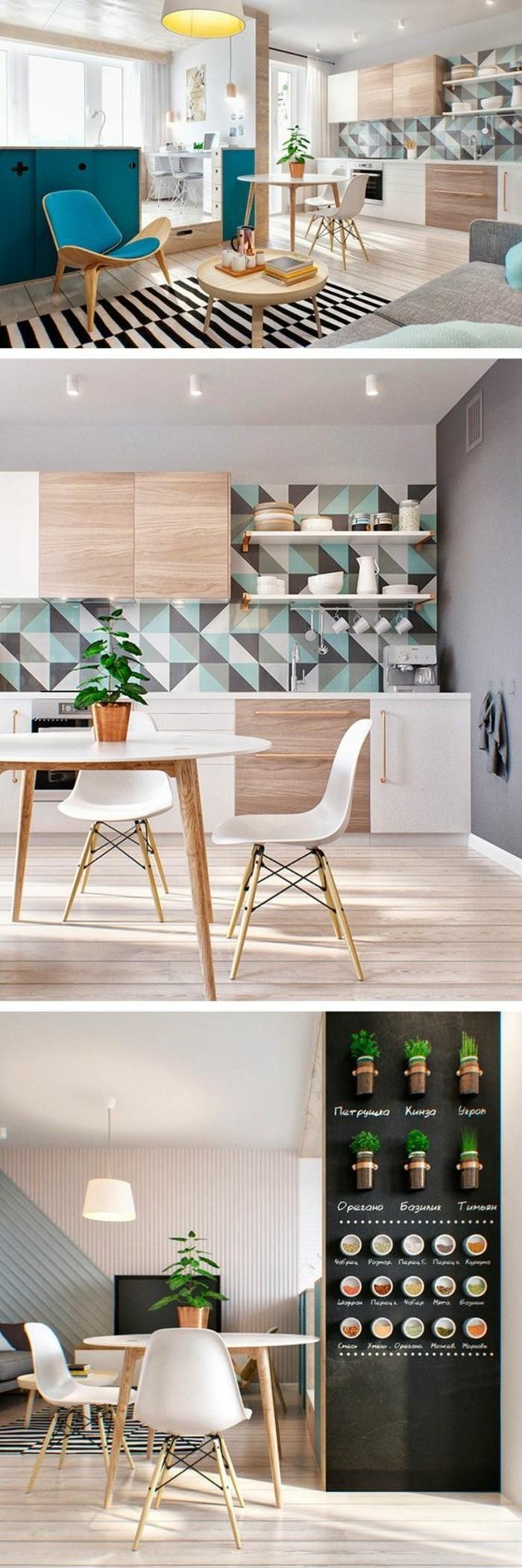 Full Size of 1001 Wunderschne Ideen Eckküche Mit Elektrogeräten Arbeitsplatte Küche Aufbewahrungsbehälter Singleküche Kühlschrank Was Kostet Eine Gardinen Für Wohnzimmer Küche Wanddeko