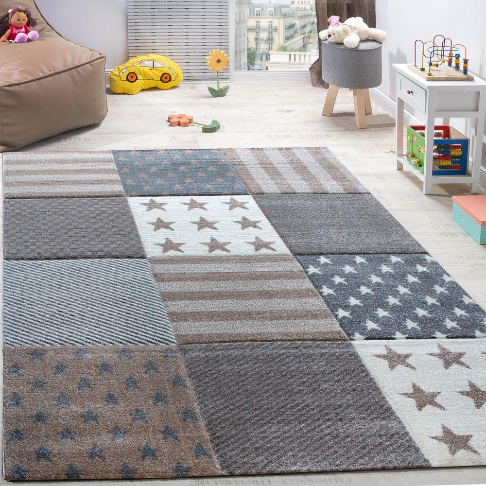 Full Size of Kinderzimmer Teppich Sterne Karo Beige Teppichcenter24 Wohnzimmer Teppiche Regal Weiß Regale Sofa Kinderzimmer Teppiche Kinderzimmer