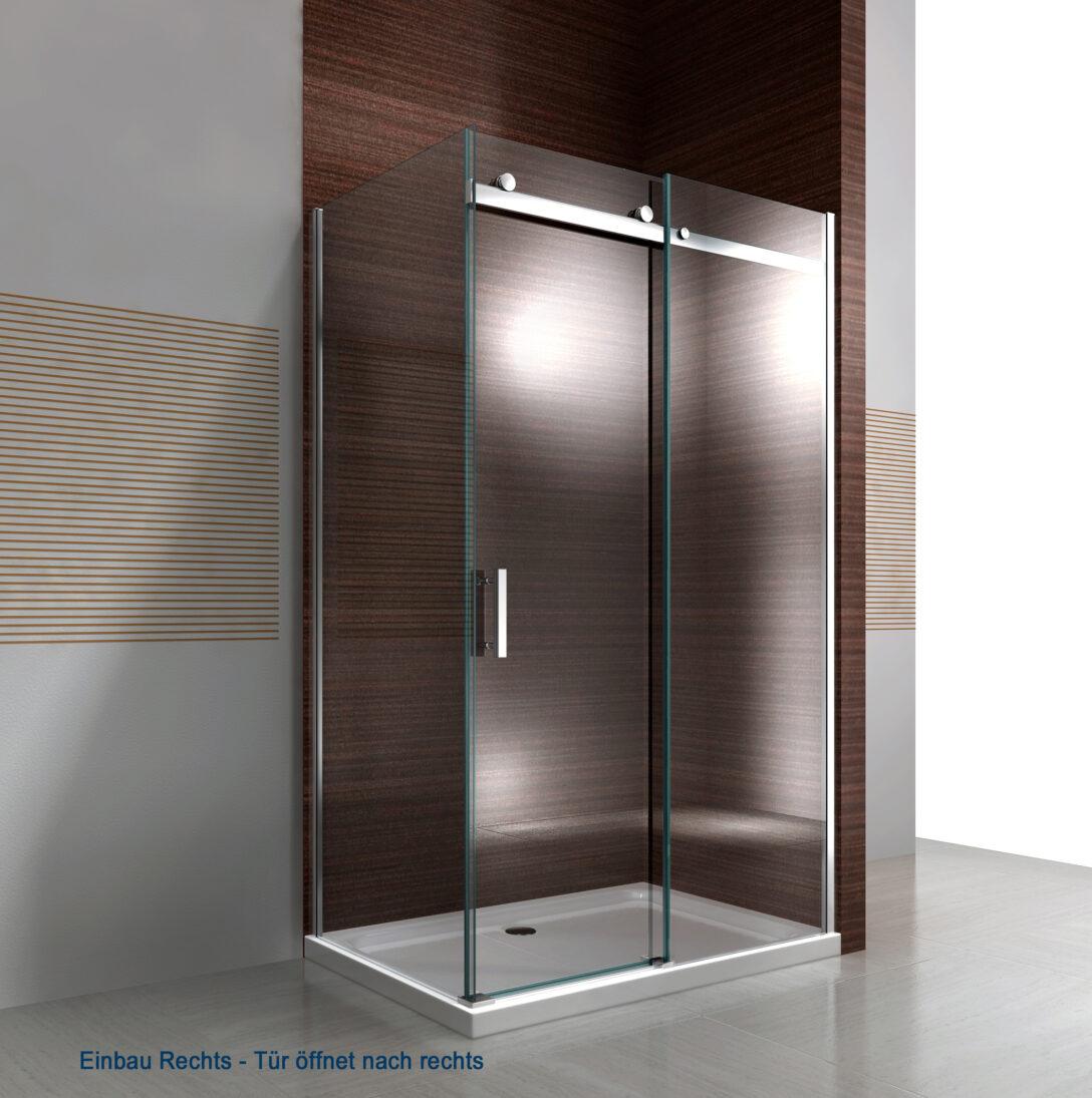 Large Size of Duschkabine Nano Echtglas Ex806 Schiebetr 90 120 195 Cm Dusche Mischbatterie Hüppe Duschen Bodengleiche Fliesen Wand Kaufen Haltegriff Glasabtrennung Dusche Glasabtrennung Dusche