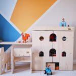 Kinderzimmer Dekoration Kinderzimmer Kinderzimmer Dekoration Wandgestaltung Wandfarbe Fr Kleinkinder Regale Regal Wohnzimmer Weiß Sofa