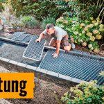 Gartenweg Anlegen Kiesweg Mit Platten Hornbach Meisterschmiede Garten Hochbeet Wohnzimmer Hochbeet Hornbach