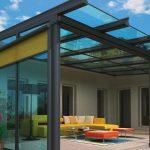 Paravent Terrasse Sichtschutz Terrassensichtschutz Gegen Blicke Garten Wohnzimmer Paravent Terrasse