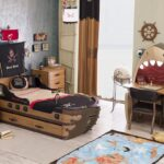 Piraten Kinderzimmer Kinderzimmer Kinderzimmer Pirat Sparset 4 Teilig Traum Mbelcom Regal Weiß Regale Sofa
