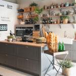 Küchen Aktuell Wohnzimmer New Country Style Küchen Regal
