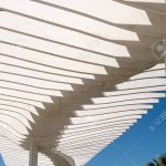 Pergola Modern Wohnzimmer Modern Pergola Design Plans Pergolas Modernas De Aluminio Hierro Designs With Glass In The Harbour Area Of Malaga Stock Photo Garten Moderne Bilder Fürs