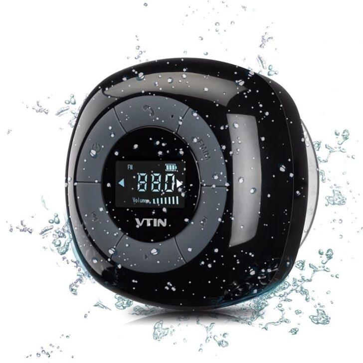 Medium Size of Bluetooth Lautsprecher Dusche 12 Ausgefallene Geschenke Nischentür Wand Siphon Ebenerdige Kosten Glaswand Grohe Behindertengerechte Eckeinstieg 80x80 Dusche Bluetooth Lautsprecher Dusche