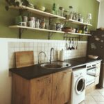 Wandfarbe Küche Farbe In Der Kche So Wirds Wohnlich Finanzieren U Form Nolte Winkel Edelstahlküche Gebraucht Wasserhahn Industrie Aufbewahrungsbehälter Ebay Wohnzimmer Wandfarbe Küche