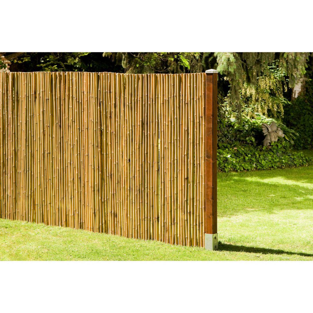 Large Size of Bambus Sichtschutz Obi Bambusmatte Deluxe 150 Cm 250 Kaufen Bei Fenster Sichtschutzfolie Für Garten Küche Nobilia Holz Wpc Immobilienmakler Baden Wohnzimmer Bambus Sichtschutz Obi