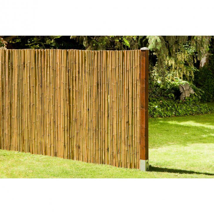 Medium Size of Bambus Sichtschutz Obi Bambusmatte Deluxe 150 Cm 250 Kaufen Bei Fenster Sichtschutzfolie Für Garten Küche Nobilia Holz Wpc Immobilienmakler Baden Wohnzimmer Bambus Sichtschutz Obi
