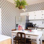 Küchentapete Welche Tapeten Eignen Sich Fr Kche Wohnzimmer Küchentapete
