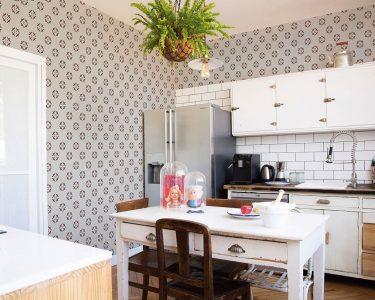 Küchentapete Wohnzimmer Küchentapete Welche Tapeten Eignen Sich Fr Kche