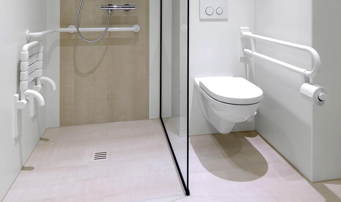 Full Size of Behindertengerechte Dusche Badezimmer Nur Mit Eckeinstieg Komplett Set Fliesen Duschen Kaufen Thermostat Breuer Unterputz Koralle Rainshower Grohe Schiebetür Dusche Behindertengerechte Dusche