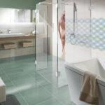 Moderne Duschen Dusche Moderne Duschen Fliesen Kleine Bodengleiche Dusche Bilder Badezimmer Ebenerdig Ohne Gefliest Gemauert Begehbare Bodeneben Barrierefrei Der Duschenmacher
