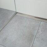 Fliesen Dusche Rutschfest Schwarze Reinigen Bodengleiche Mosaik Rutschfeste Bauhaus Bad In Der Dunkle Schimmel Streichen Versiegeln Mit Einhebelmischer Walk Dusche Fliesen Dusche