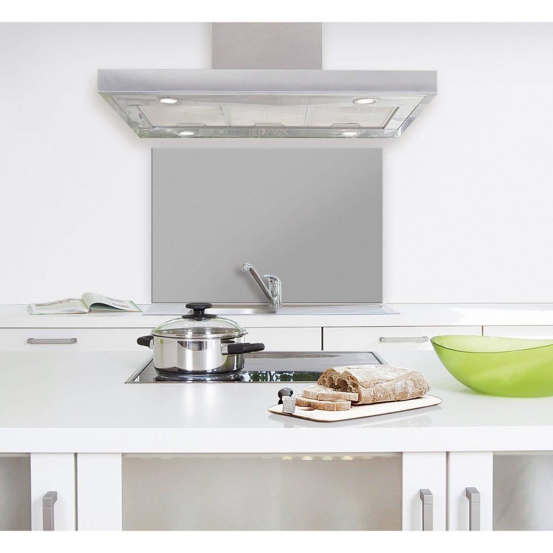 Large Size of Spritzschutz Küche Kitchenglas Grau 60 Cm 40 Kaufen Bei Obi Amerikanische U Form Massivholzküche Teppich Für Hochglanz Bodenbelag Single Anthrazit Umziehen Wohnzimmer Spritzschutz Küche