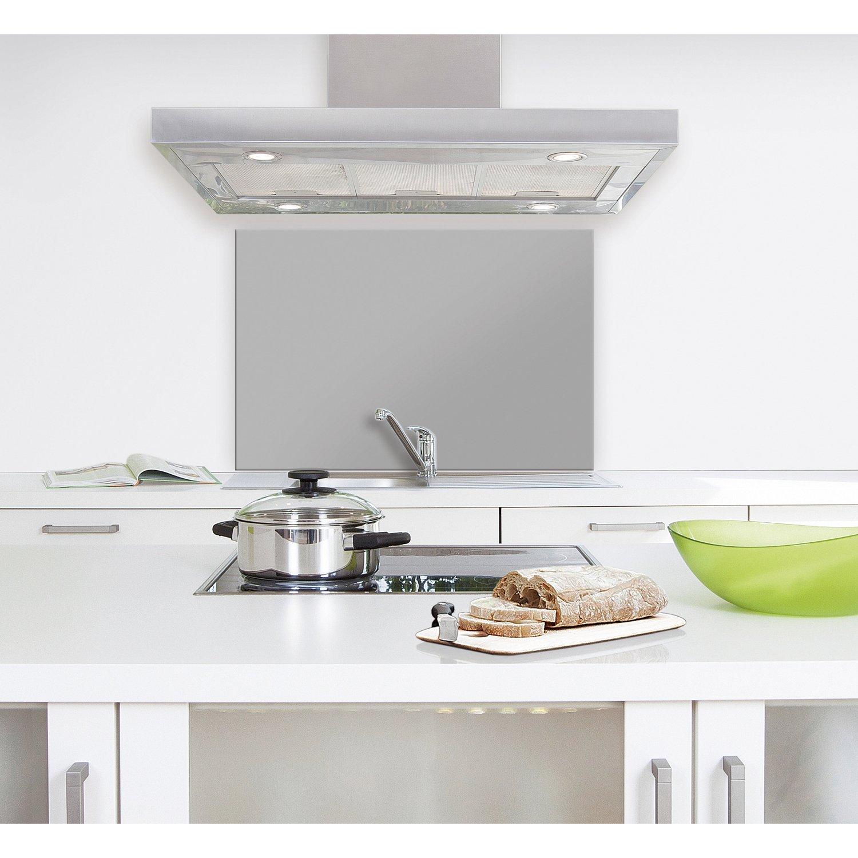 Full Size of Spritzschutz Küche Kitchenglas Grau 60 Cm 40 Kaufen Bei Obi Amerikanische U Form Massivholzküche Teppich Für Hochglanz Bodenbelag Single Anthrazit Umziehen Wohnzimmer Spritzschutz Küche