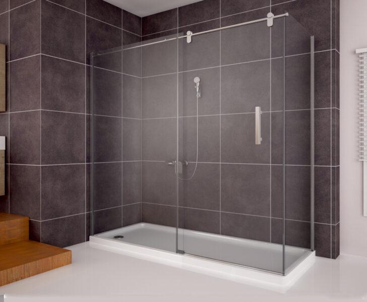 Medium Size of Dusche Komplett Set Duschkabinen Eckduschen Rundduschen Duschen Duschtren Hüppe Sprinz 80x80 Badewanne Mit Tür Und Wohnzimmer Kaufen Unterputz Barrierefreie Dusche Dusche Komplett Set