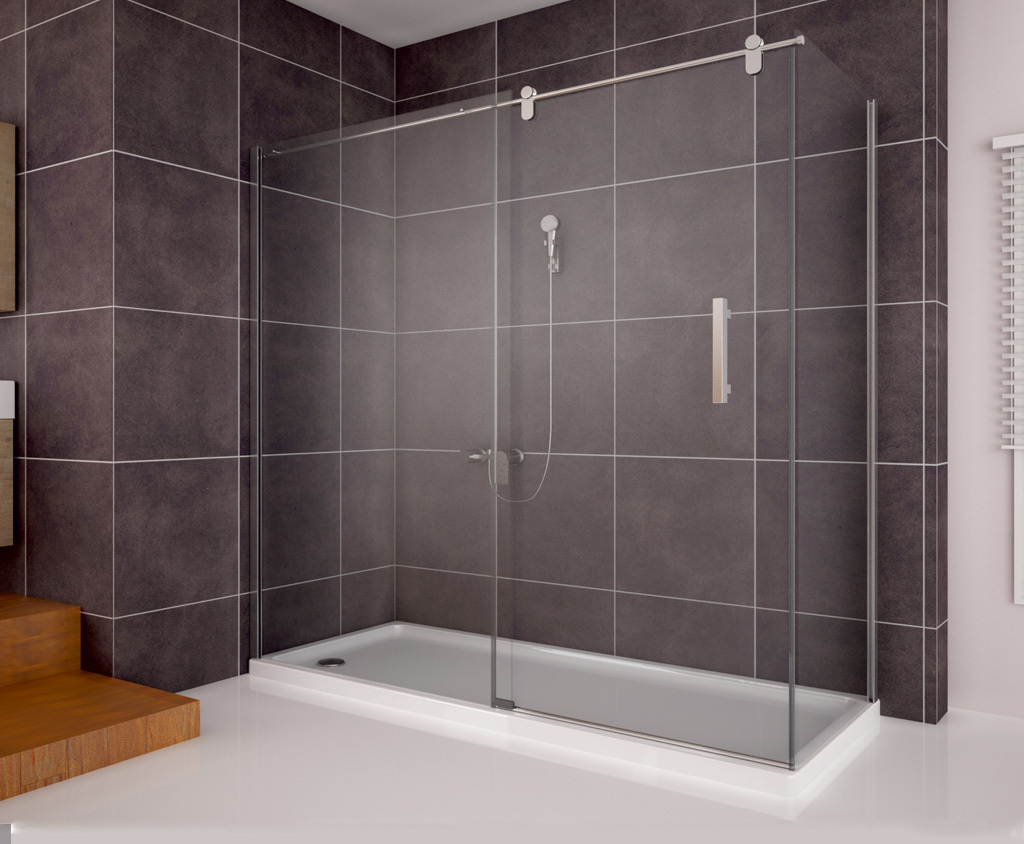 Full Size of Dusche Komplett Set Duschkabinen Eckduschen Rundduschen Duschen Duschtren Hüppe Sprinz 80x80 Badewanne Mit Tür Und Wohnzimmer Kaufen Unterputz Barrierefreie Dusche Dusche Komplett Set