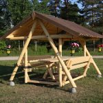 Gartenschaukel Erwachsene Wohnzimmer Gartenschaukel Erwachsene Aus Massivholz Barbossa Grill Finnwerk