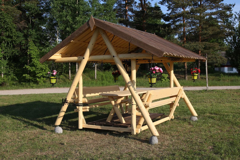 Full Size of Gartenschaukel Erwachsene Aus Massivholz Barbossa Grill Finnwerk Wohnzimmer Gartenschaukel Erwachsene