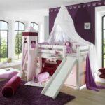 Dolphin Turm Prinzessin Fr Spielbett 123moebelch Regale Kinderzimmer Regal Bett Weiß Sofa Prinzessinen Kinderzimmer Kinderzimmer Prinzessin