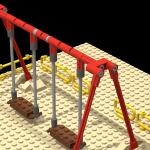 Schaukel Bauen Re Spielplatz Rohrkonstruktion Lego Bei 1000steinede Bodengleiche Dusche Einbauen Bett Selber 180x200 Einbauküche 140x200 Kopfteil Wohnzimmer Schaukel Bauen
