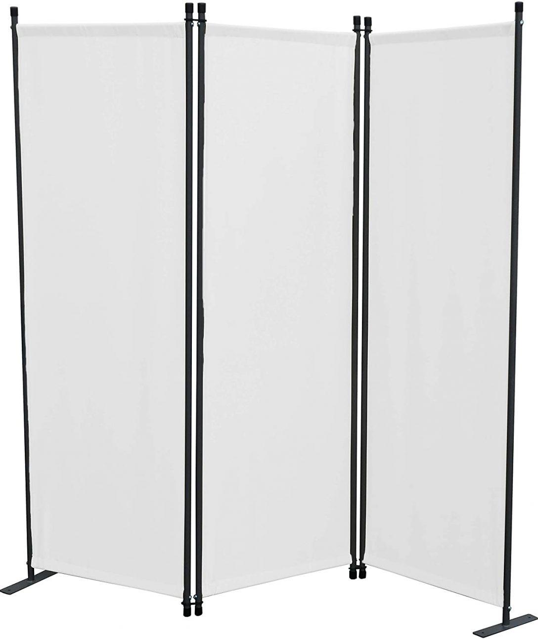Large Size of Grasekamp Qualitt Seit 1972 Paravent 3 Teilig Wei Raumteiler Rattenbekämpfung Im Garten Tisch Trampolin Trennwände Rattan Sofa Loungemöbel Ecksofa Wohnzimmer Paravent Garten Standfest