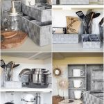 Aufbewahrung Küche Diy Regal Fr Kche Mit Ganz Viel Platz Und Intelligenter Nolte Hängeschrank Glastüren Jalousieschrank Elektrogeräten Günstig Was Kostet Wohnzimmer Aufbewahrung Küche