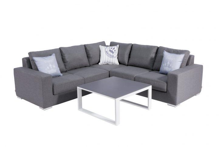 Medium Size of Outdoor Sofa Wetterfest Ikea Couch Lounge Ecklounge Samo Mit Originalem Sunbrella Stoff Garnitur 2 Teilig Schlafsofa Liegefläche 160x200 180x200 Altes 3 Wohnzimmer Outdoor Sofa Wetterfest
