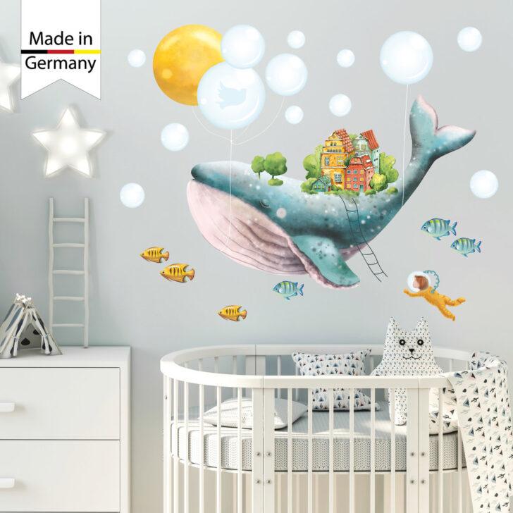 Medium Size of Wandtatoo Kinderzimmer Wandtattoo Wal Fisch Taucher Wanddeko Regal Weiß Regale Küche Sofa Kinderzimmer Wandtatoo Kinderzimmer