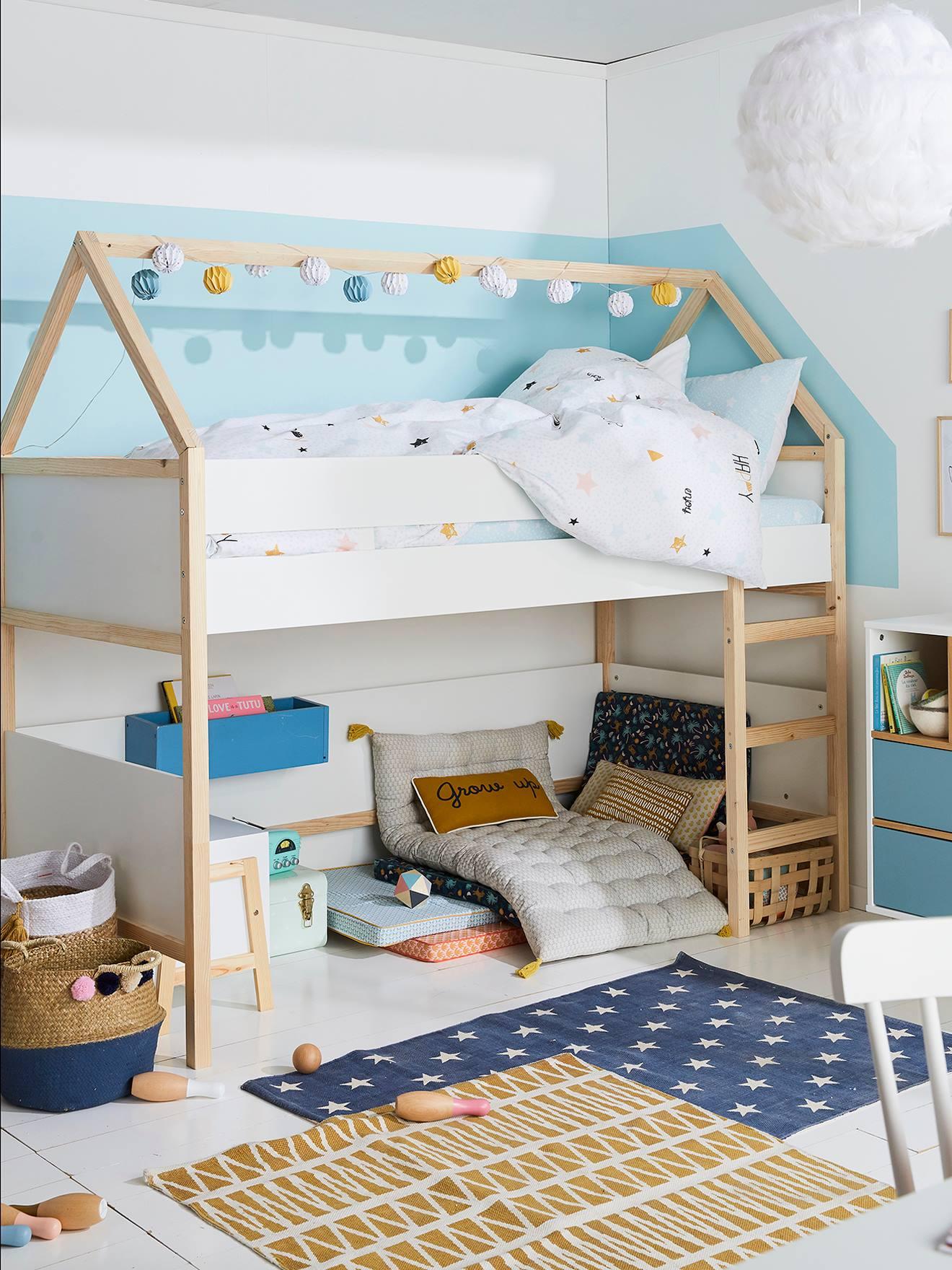 Full Size of Hochbetten Kinderzimmer Vertbaudet Hochbett Regal Sofa Weiß Regale Kinderzimmer Hochbetten Kinderzimmer