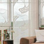 Scheibengardinen Modern Wohnzimmer Scheibengardinen Modern Moderne Beautiful Galerie 50 Frische Tapete Küche Duschen Weiss Deckenleuchte Wohnzimmer Bett Design Modernes Sofa Esstisch Holz