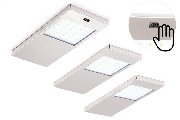 Medium Size of Küchenleuchte Hochwertiges 3er Set Led Unterbauleuchte Kchenleuchte Wohnzimmer Küchenleuchte
