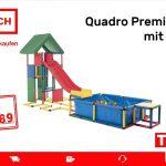Quadro Klettergerüst Wohnzimmer Brackch Test Force Nr 89 Quadro Premium Line Mit Rutsche Klettergerüst Garten