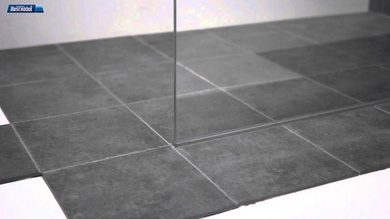 Full Size of Duscholuduschwand Air Youtube Schulte Duschen Werksverkauf Abfluss Dusche Ebenerdige Bodengleiche Einbauen Moderne Bodengleich Unterputz Armatur Nischentür Dusche Glastrennwand Dusche