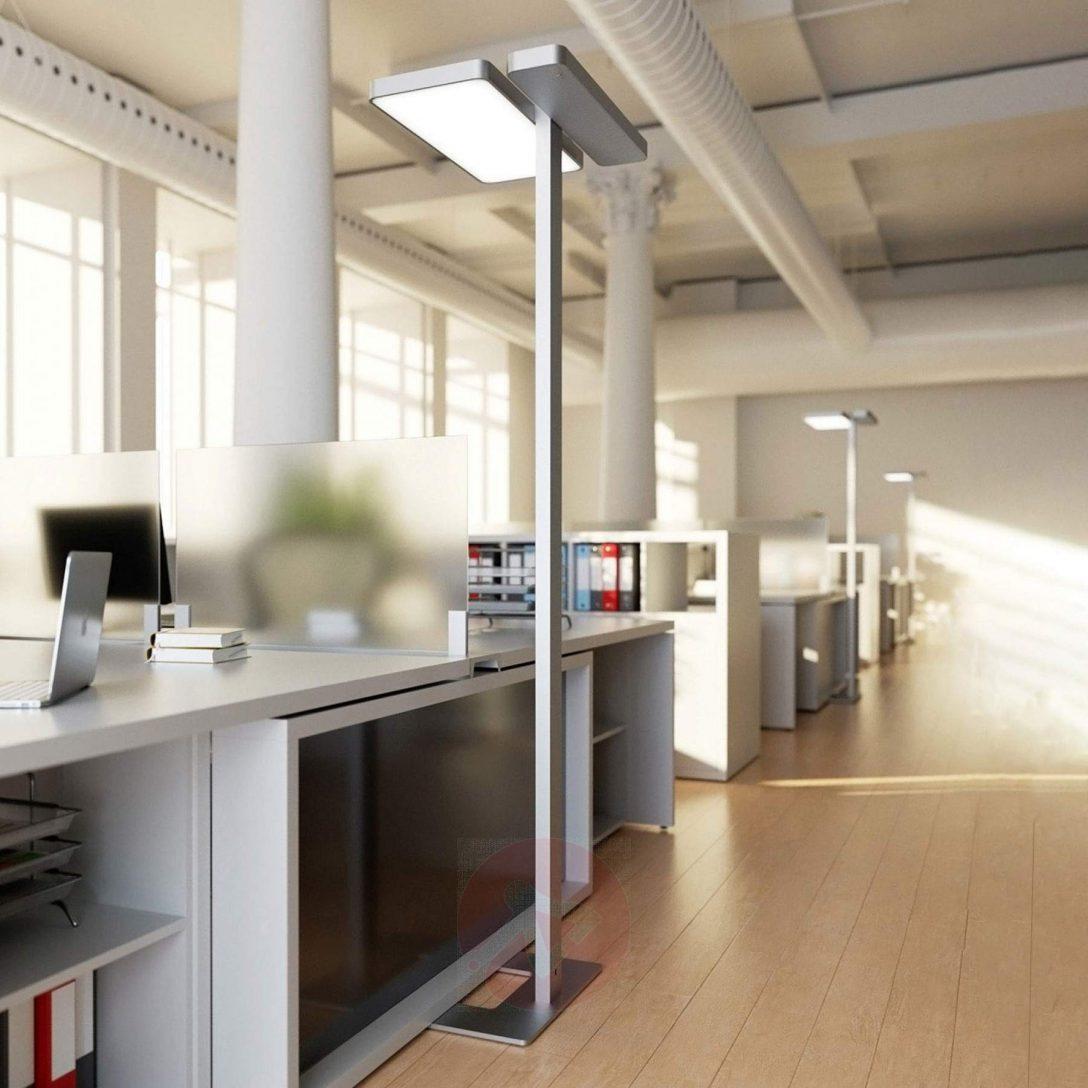 Large Size of Stehlampen Modern Office Led Stehlampe Aila Moderne Landhausküche Modernes Bett Bilder Fürs Wohnzimmer Deckenlampen Esstisch Esstische Design Deckenleuchte Wohnzimmer Stehlampen Modern
