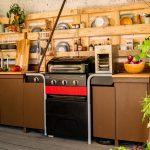 Outdoor Waschbecken Wohnzimmer Kochen Im Garten So Baust Du Dir Eine Outdoorkche Selbst Bosch Diy Outdoor Küche Edelstahl Kaufen Waschbecken Bad Keramik Badezimmer