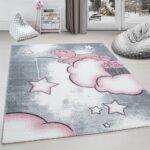 Kinderzimmer Teppiche Kinderzimmer Kinderteppich Kinderzimmer Teppich Br Wolken Stern Angeln Grau Regale Regal Sofa Weiß Wohnzimmer Teppiche