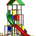 Quadro Klettergerüst Kletterpyramide Grobaukasten World Garten Wohnzimmer Quadro Klettergerüst