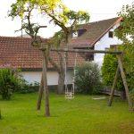 Gartenschaukel Erwachsene Schaukel Garten Baby Ohne Betonieren Holz Gartenliege Wohnzimmer Gartenschaukel Erwachsene