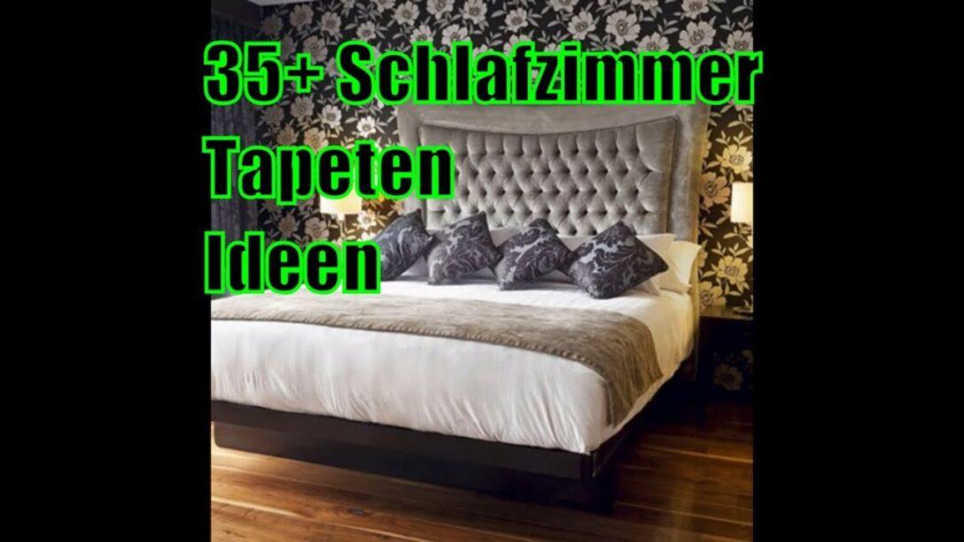 Large Size of Schlafzimmer Tapete 35 Tapeten Ideen Youtube Komplettangebote Teppich Landhaus Gardinen Für Mit überbau Weiss Kronleuchter Wandlampe Komplette Set Lampe Wohnzimmer Schlafzimmer Tapete