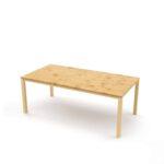 Esstisch Holz Esstische Tisch Ferrum 005 Holz Bad Waschtisch Massivholz Bett Modulküche Unterschrank Küche Modern Esstische Esstisch Großer Kleiner Weiß Esstischstühle