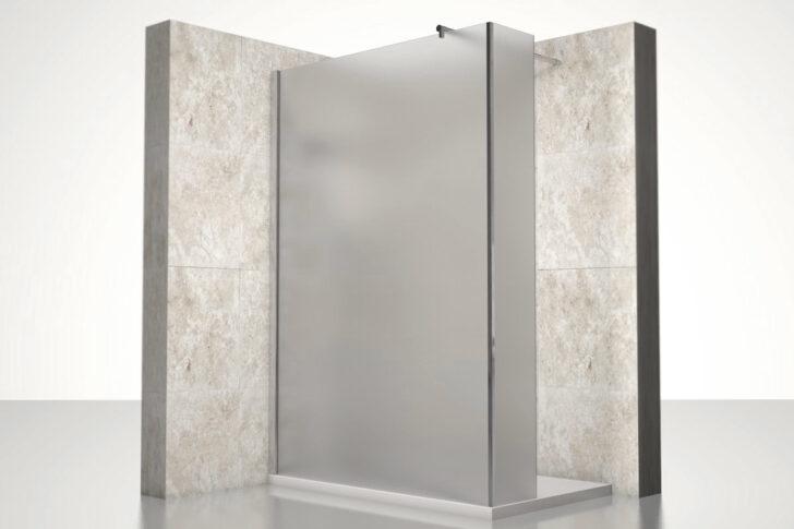 Medium Size of Ebenerdige Dusche Satinierte Begehbare Nach Ma One Bath Fliesen Bodengleiche Nachträglich Einbauen Ebenerdig Badewanne Mit Tür Und Eckeinstieg Grohe Dusche Ebenerdige Dusche