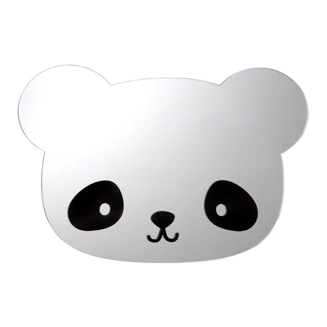 Large Size of Spiegel Kinderzimmer Panda Von A Little Lovely Company Kaufen Bad Spiegelschrank Led Spiegellampe Mit Beleuchtung Regale Badezimmer Fliesenspiegel Küche Glas Kinderzimmer Spiegel Kinderzimmer