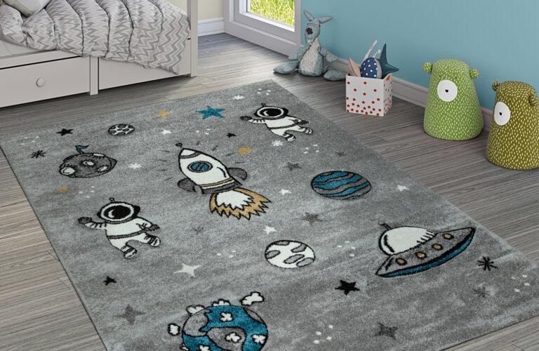Teppiche Kinderzimmer Kinderzimmer Teppiche Kinderzimmer Teppich Rakete Weltall Astronaut Teppichde Regal Wohnzimmer Regale Sofa Weiß
