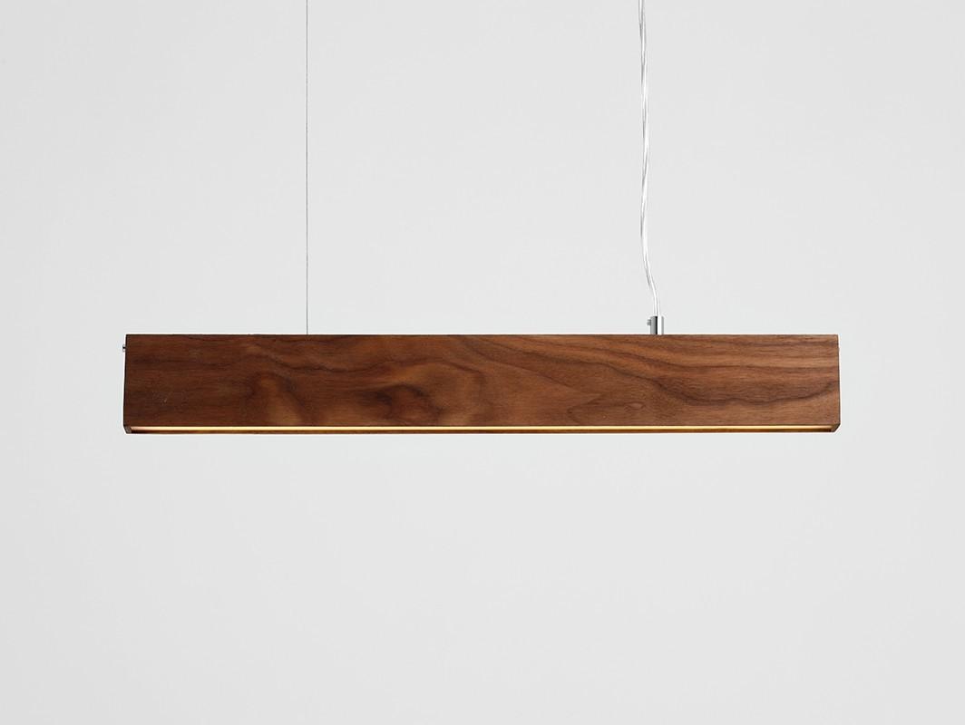 Full Size of Hngelampe Line Plus M Wood Walnuss Nur Bei Wohnzimmer Hängelampen