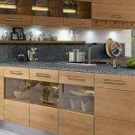 6 Einrichtungsideen Und Kchenbilder Fr Moderne Holz Kchen Wohnzimmer Holzküchen