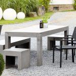 Gartentisch Betonoptik Beton Tisch Esstische Von Jankurtz Architonic Küche Bad Wohnzimmer Gartentisch Betonoptik