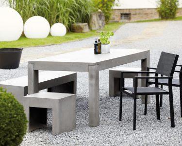 Gartentisch Betonoptik Wohnzimmer Gartentisch Betonoptik Beton Tisch Esstische Von Jankurtz Architonic Küche Bad