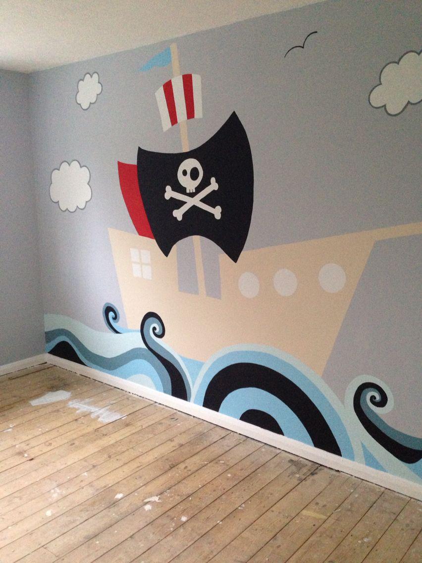 Full Size of Piraten Kinderzimmer Pin Von Lea Auf Zimmer Sofa Regal Weiß Regale Kinderzimmer Piraten Kinderzimmer
